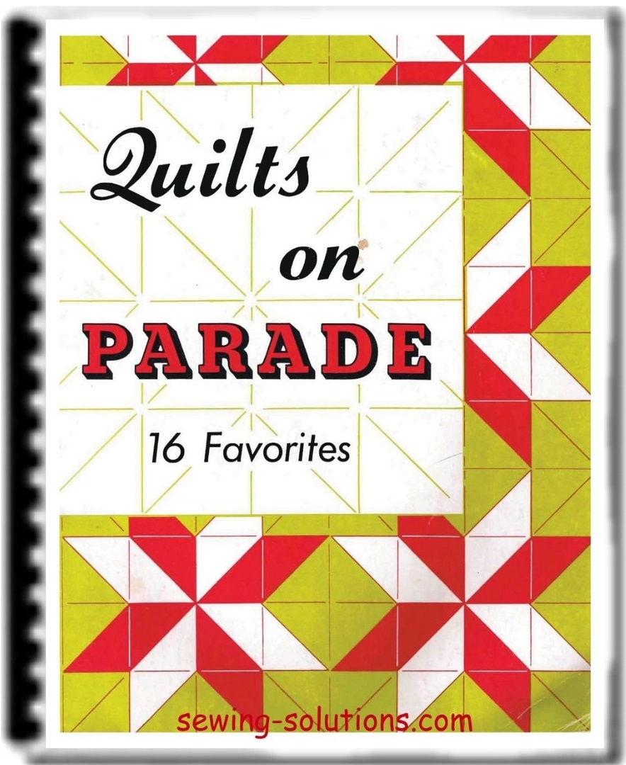 Quilts and coverlets patterns.