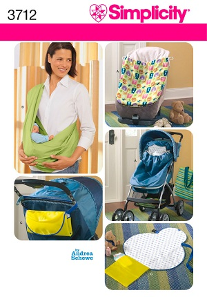How to Make Baby Slings and Mei Tais - Suite