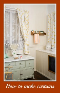how to sew roman shades