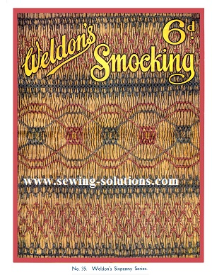smocking stitches