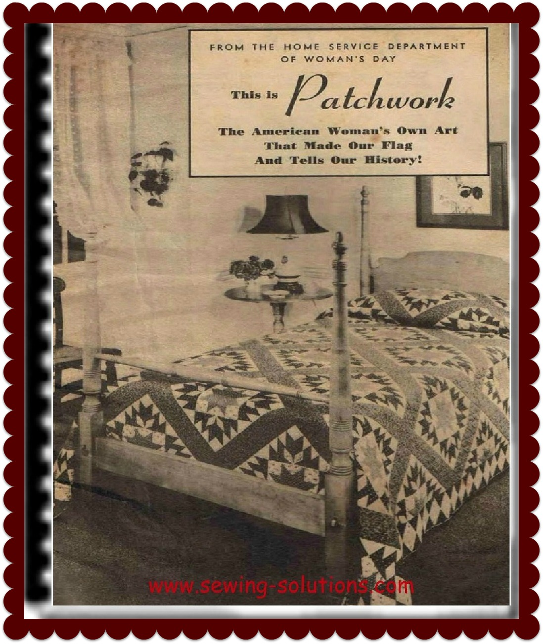 A Patchwork Quilt Patterns Ebook