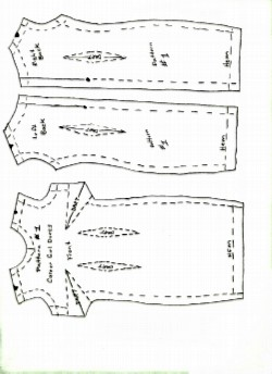 Patterns for Barbie doll clothes