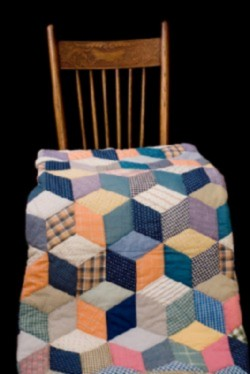 Bandana Quilt Tablecloth - All Free Sewing - Free Sewing