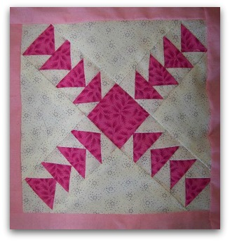 Flying Geese Quilt Pattern also known as Wild Goose Chase : flying geese quilt block pattern - Adamdwight.com