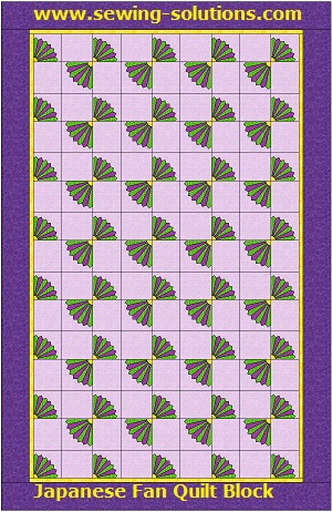 United States - State Quilt Blocks - Quilting