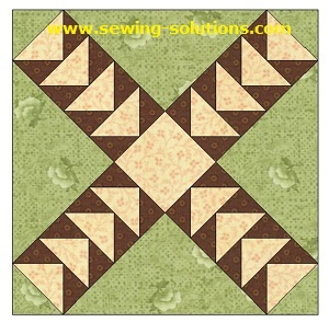 The Online Quilt Block Pattern Library