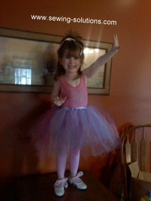 Quick and easy step by step directions on how to make a tutu.