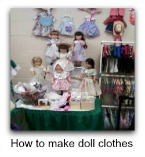 Free doll dress patterns