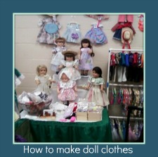 22 inch doll clothes