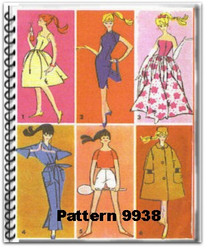 printable doll clothes patterns