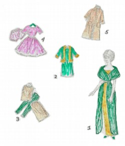 printable doll clothing patterns 4 Printable Patterns For Sewing