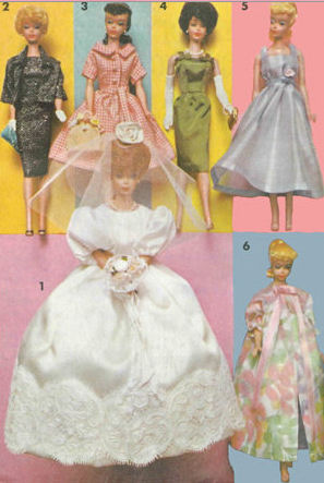 BARBIE CLOTHES SEWING PATTERNS   My Sewing Patterns