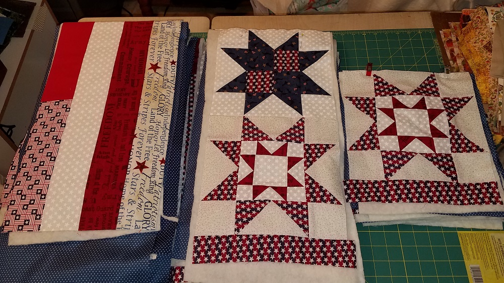 star block quilts