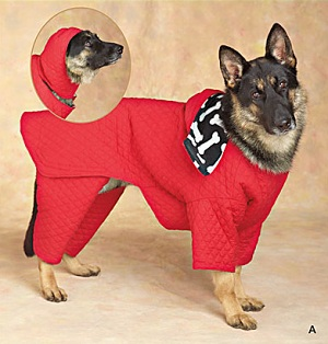 easy dogs sewing patterns