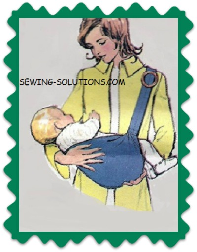 Sew a baby sling